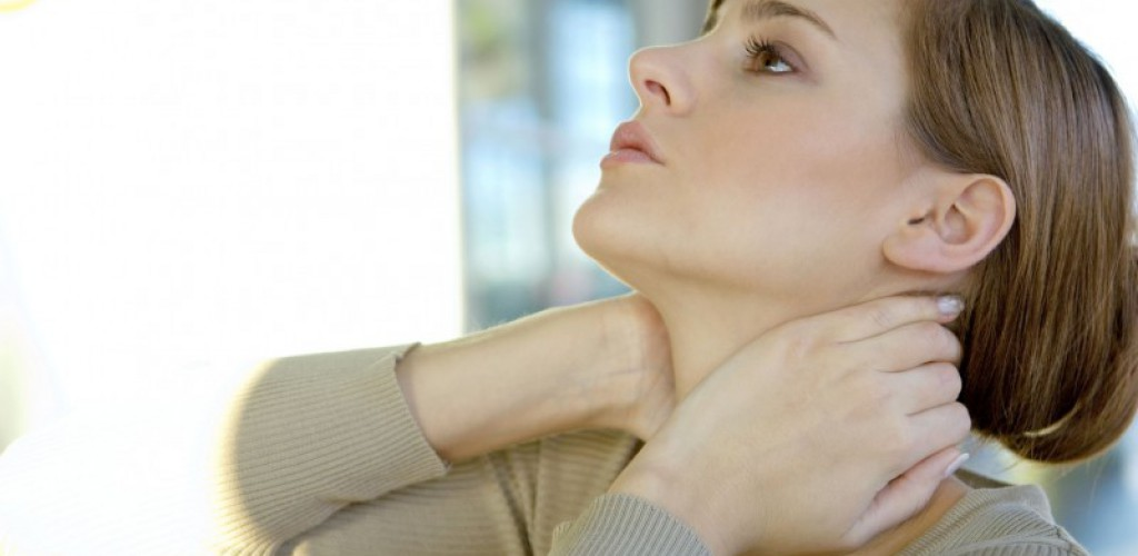 Verspannungen lösen auf Fingerdruck